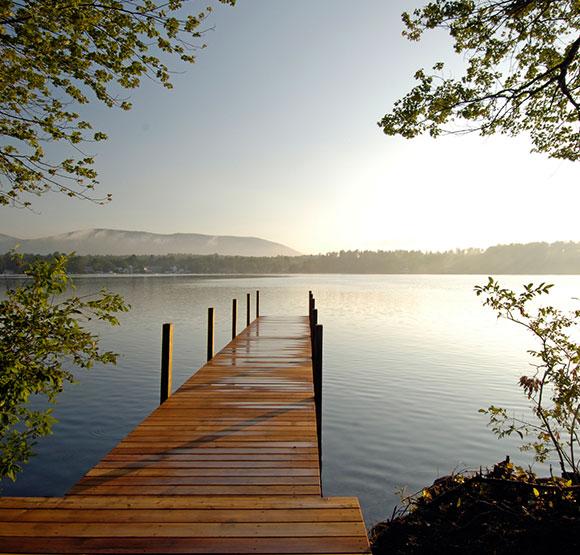 Lake Cuyamaca at Julian