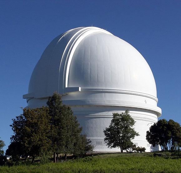Palomar Observatory at California