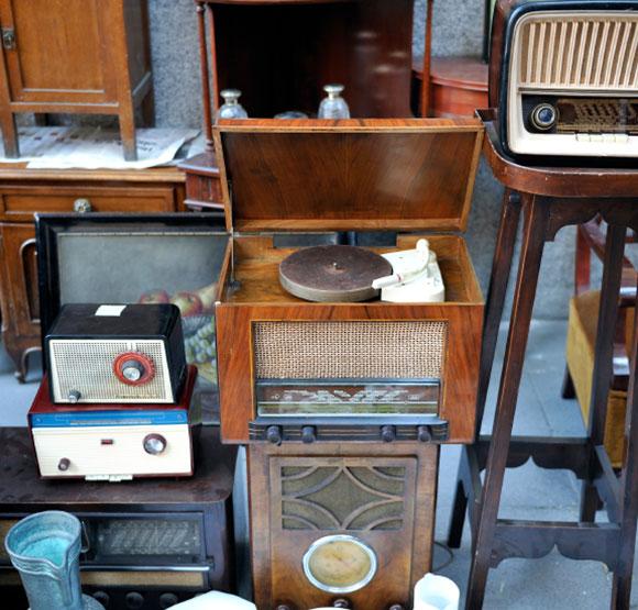 Antique Shops at Julian Hotel