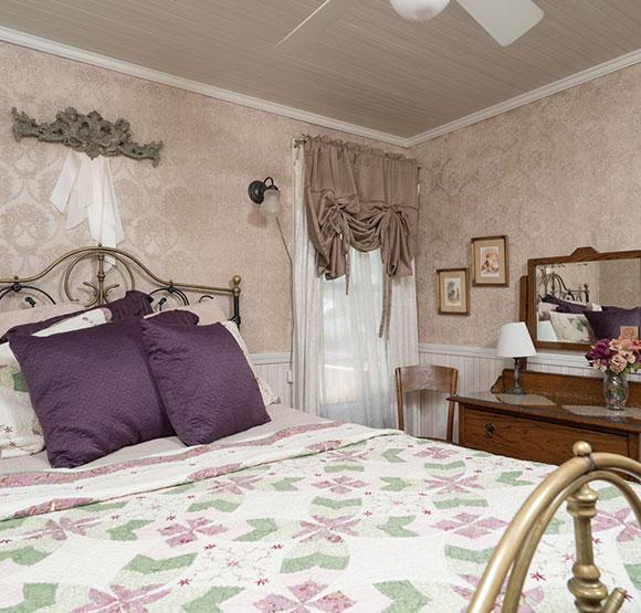 Second Floor Rooms at Julian Gold Rush Hotel