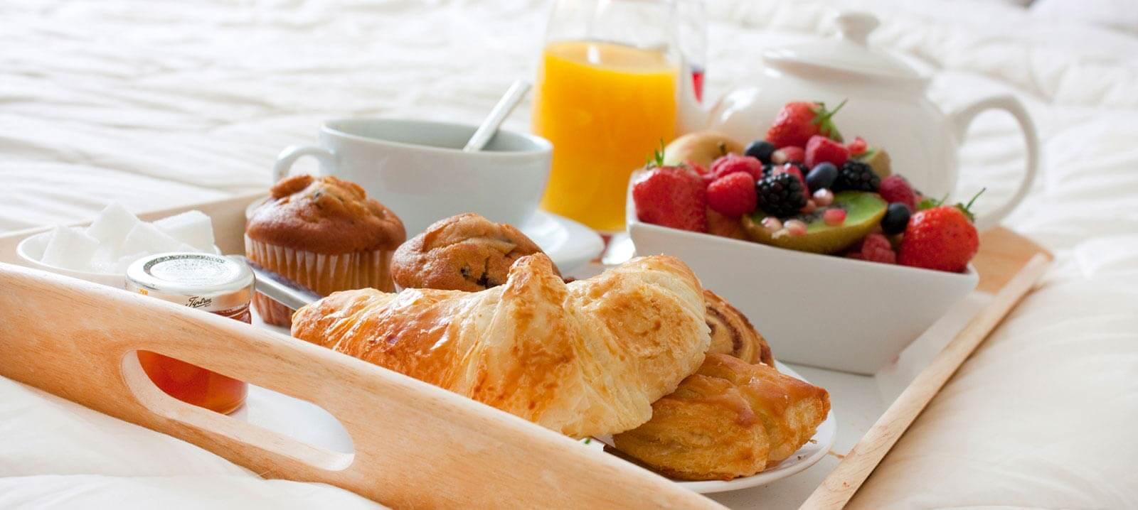 Bed & Breakfast at Julian Hotel